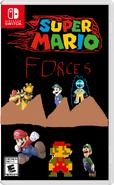Super mario forces