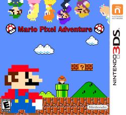 Mario Pixel Adventure Carátula.png
