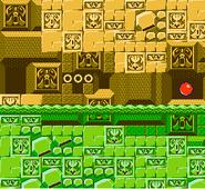 Somari 2 Labyrint zone