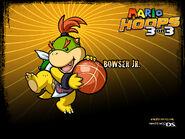 Mario hoops 3 on 3 wallpaper