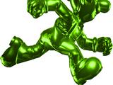 Metal Luigi