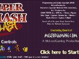 Super Smash Flash (saga)