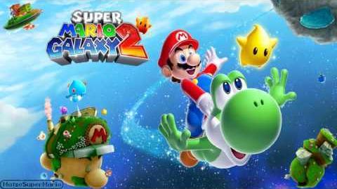 Super Mario Big Bang/Soundtrack