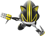 Metal Sonic 3.0 By Super fox layer100