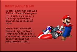 N&SRacing - Super Mario Bros