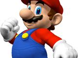 Super Mario Power-up Battle
