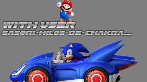 Mario & Sonic Adventure DX