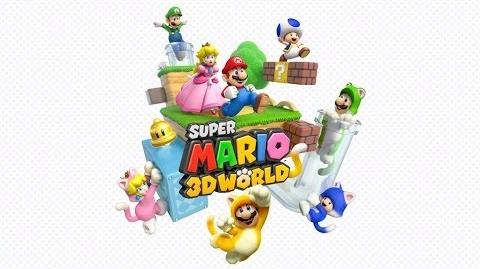 DreamyLuigiSG/Super Mario 3D Land 2:Snow Infinite/Sountrack