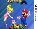 Pokémon x Super Mario Bros.