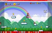 In the rainbow raid
