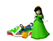 Shelline en Mario Kart Universe