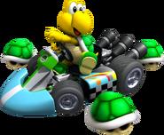 Koopa Troopa - Mario Kart Wii