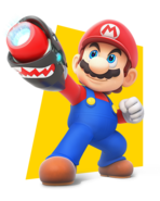 Character Mario