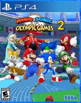 mario sonic games 2