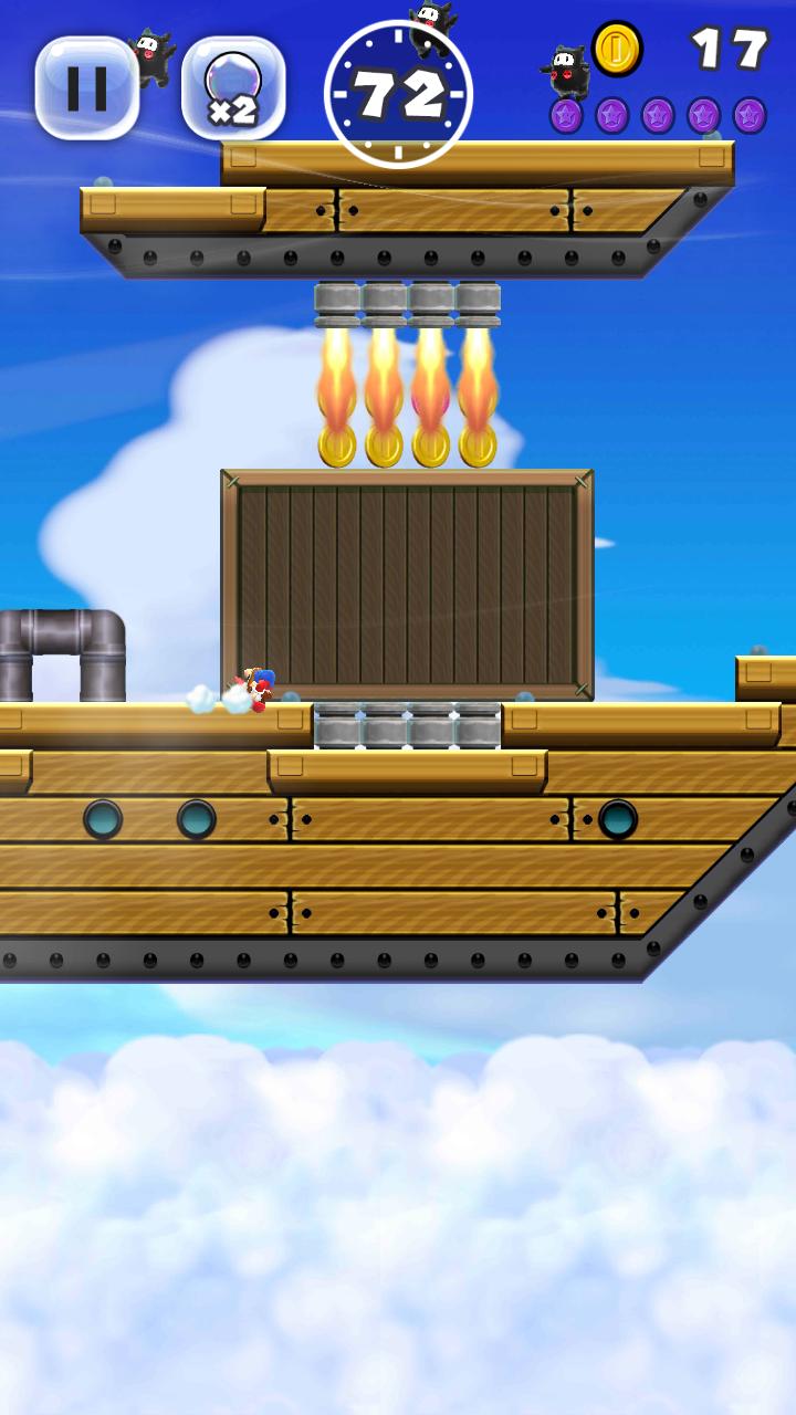 Firing the Airship's Burners