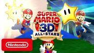 Super Mario 3D All-Stars - Announcement Trailer - Nintendo Switch