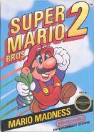 Super Mario Bros 2