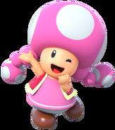 Toadette - Mario Party-10