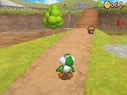 Yoshi mario 64 DS