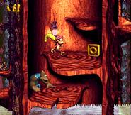 DKC3 Screenshot Rege Säge 3