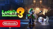 Luigi's Mansion 3 - Tráiler de la crítica (Nintendo Switch)