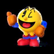 SSB4 Sprite Pac-Man 1