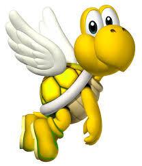 Goldener Parakoopa