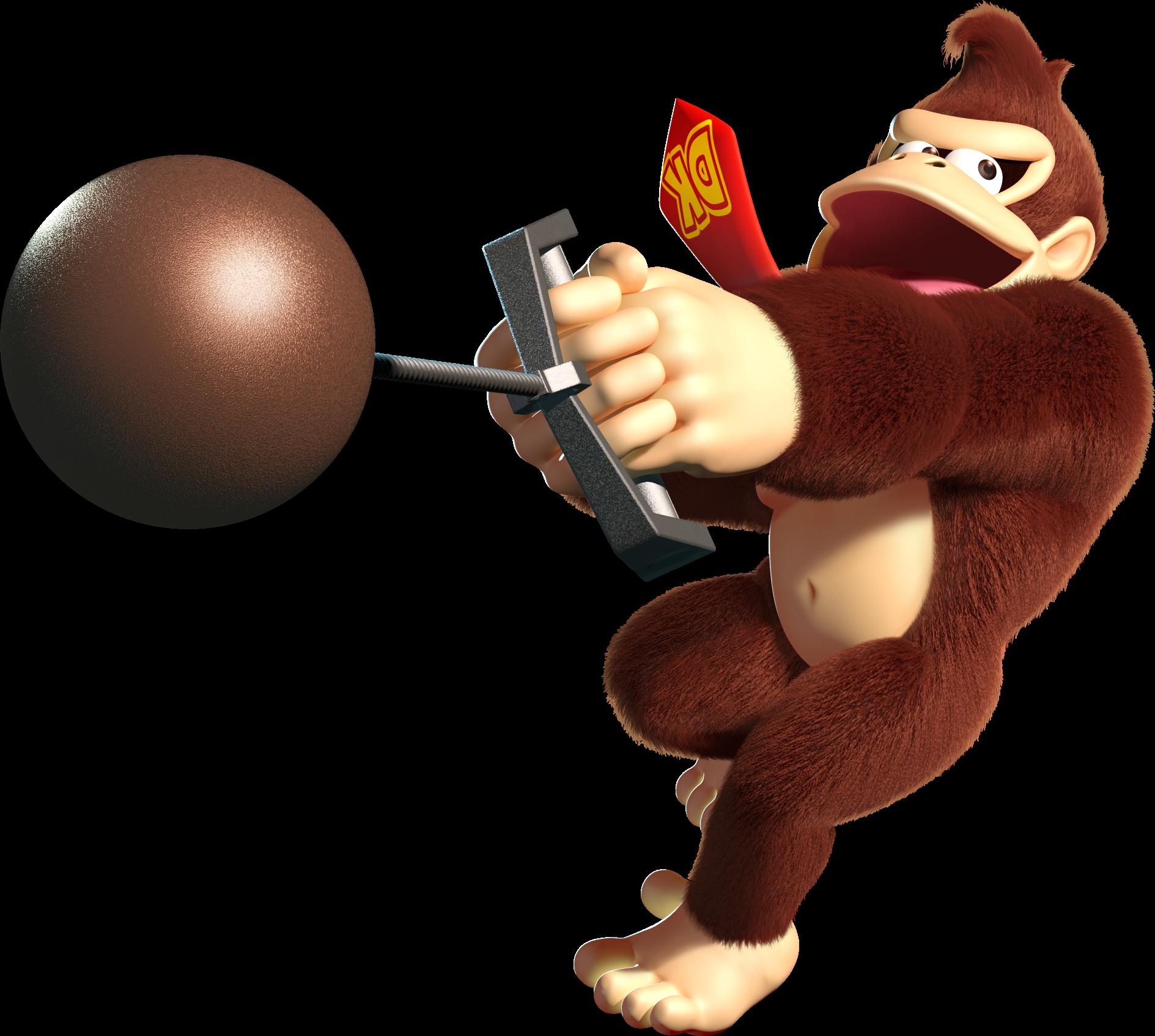 M&S3 Artwork Donkey Kong.png