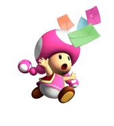 Toadette - Mario Party 6