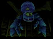 DK64 Screenshot Riesenspinne