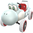 MKT Sprite Weißer Yoshi-Turbo
