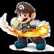 SSB4 Sprite Mario 5