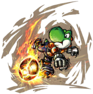 Yoshi - MSCF