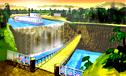 MK64 Screenshot DKs Dschungelpark