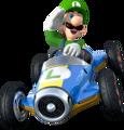 MK8 Artwork Luigi 2