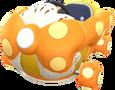 MKT Sprite Daisy-Schleifenkiste