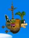 Iggy Koopa's Airship