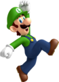 Luigi NSMBW-2