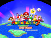 Mario Party 7 Title Screen.png