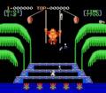Donkey Kong 3 capture d'écran