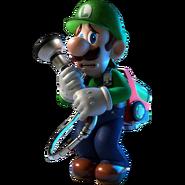 LM3 Artwork Luigi