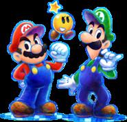 Mario Luigi Starlow Group - Mario & Luigi Dream Team