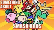Something About Super Smash Bros ANIMATED (Loud Sound Warning) 🔫🦊
