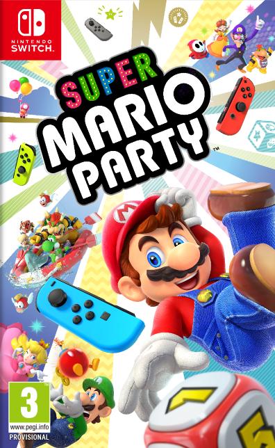 Super Mario Party/Galerie