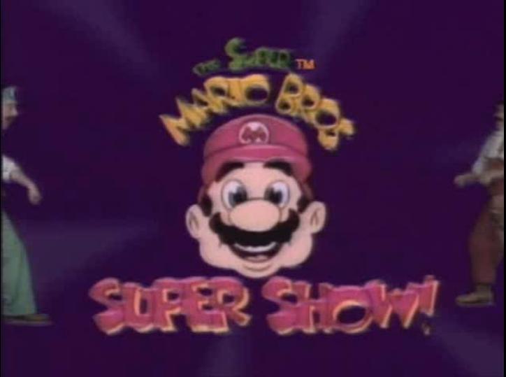 Die Super Mario Bros. Super Show!