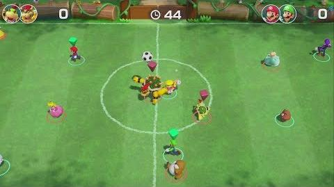 Super Mario Party - Fußball