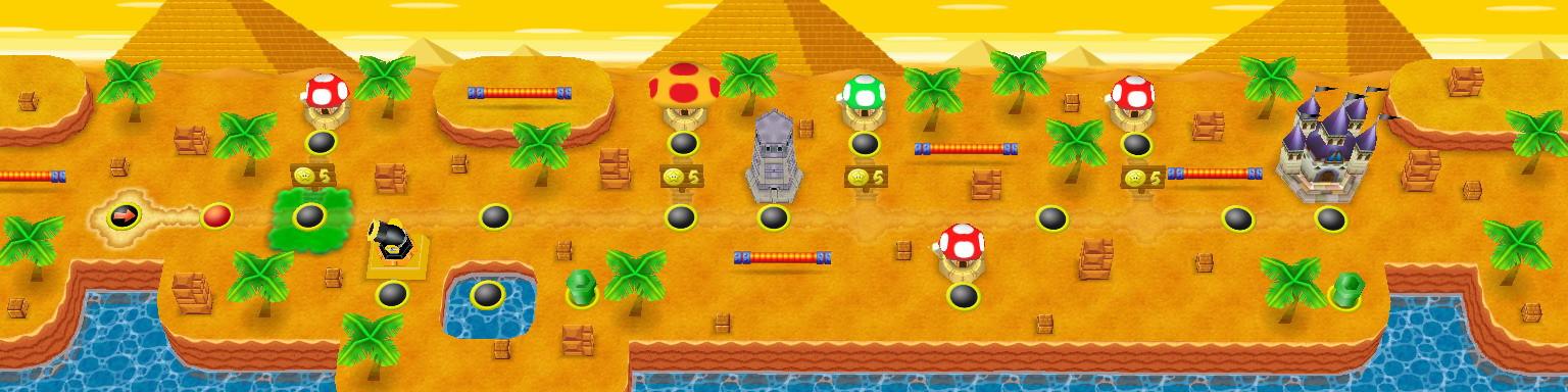 World 2 New Super Mario Bros Mariowiki Fandom