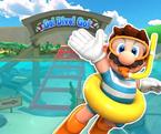 MKT Sprite 3DS Cheep Cheep-Bucht RT 4
