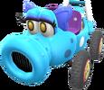 MKT Sprite Hellblauer Birdo-Turbo