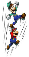 Mario & Luigi Boost